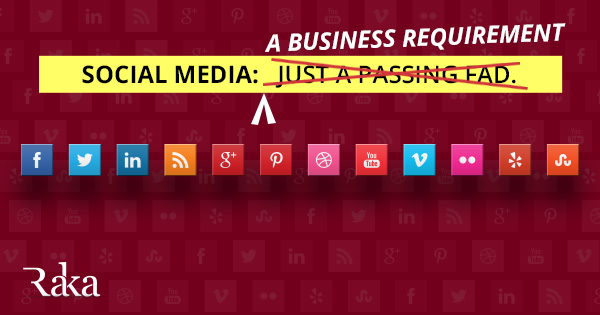 Social Media is a Business Requirement