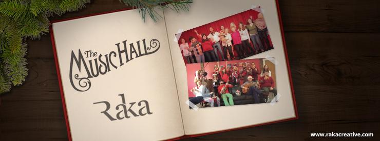 White Christmas Music Hall