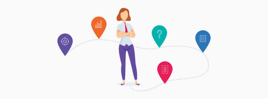 how to create buyer personas woman