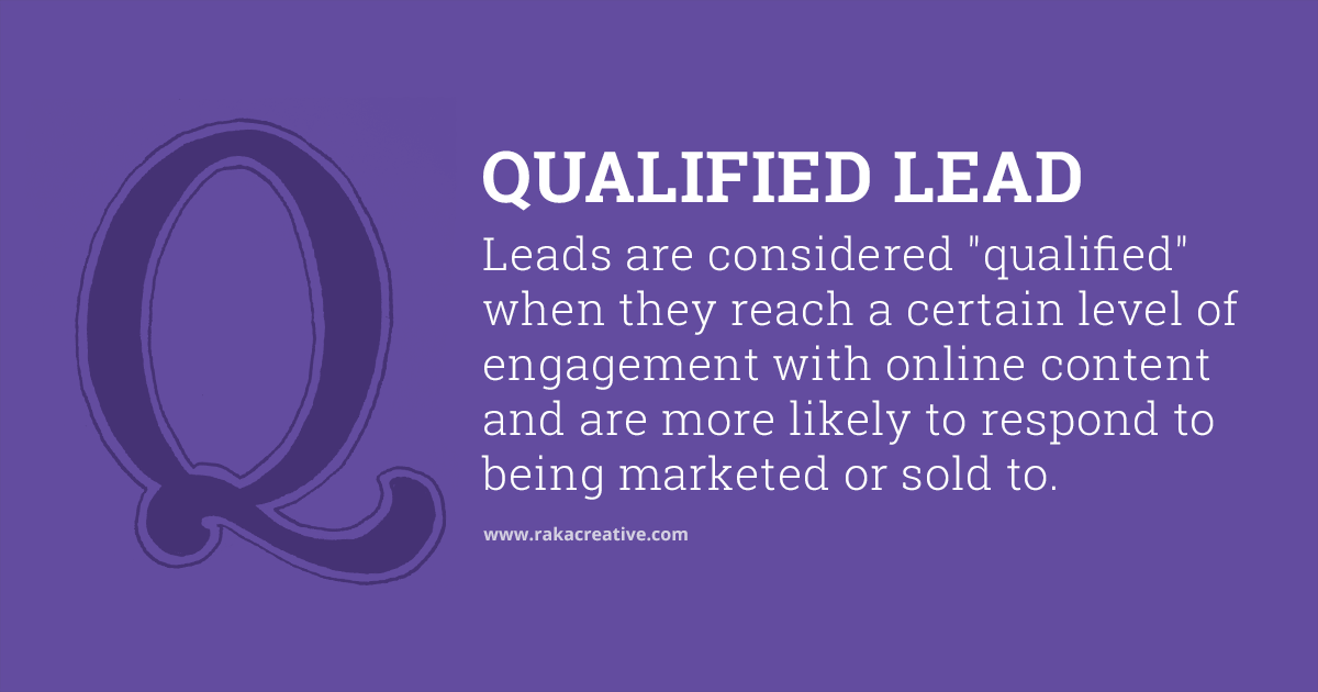 Qualified Lead: What Does the Term Mean at Your Company?