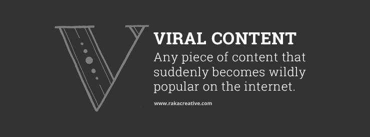 Viral Content Inbound Marketing Definition