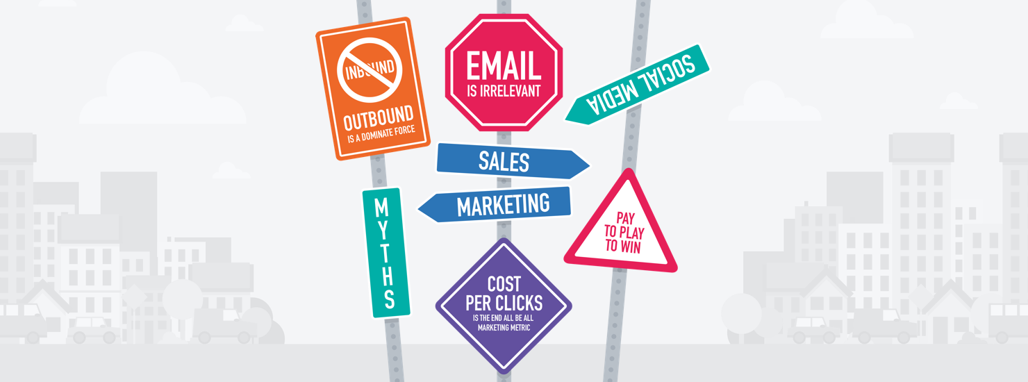 Inbound Marketing Myths