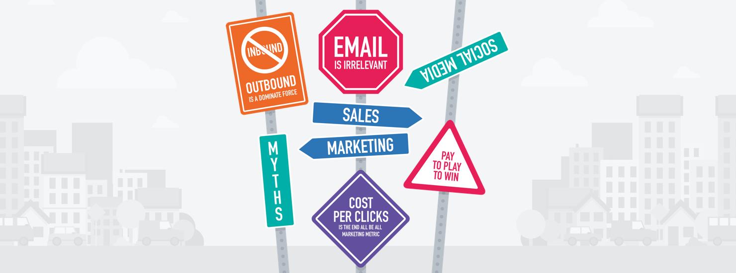 Inbound Marketing Myths