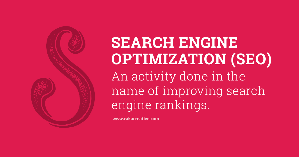 s is for search engine optimization seo choose your keywords wisely