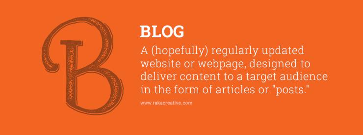 Blog Inbound Marketing Definition