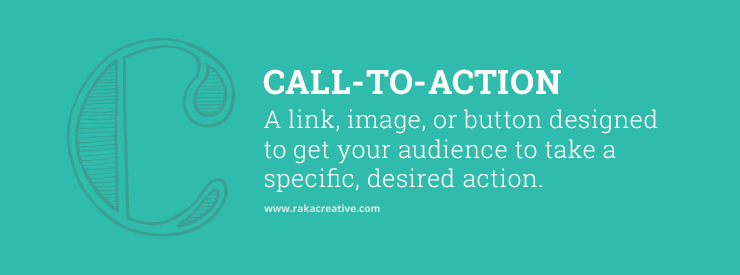 Call to Action Inbound Marketing Definition