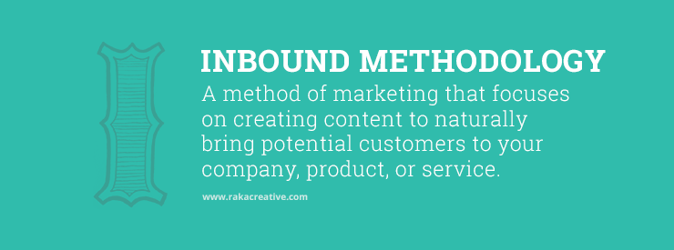 Inbound Methodology Marketing Definition