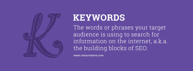 Keywords Inbound Marketing Definition
