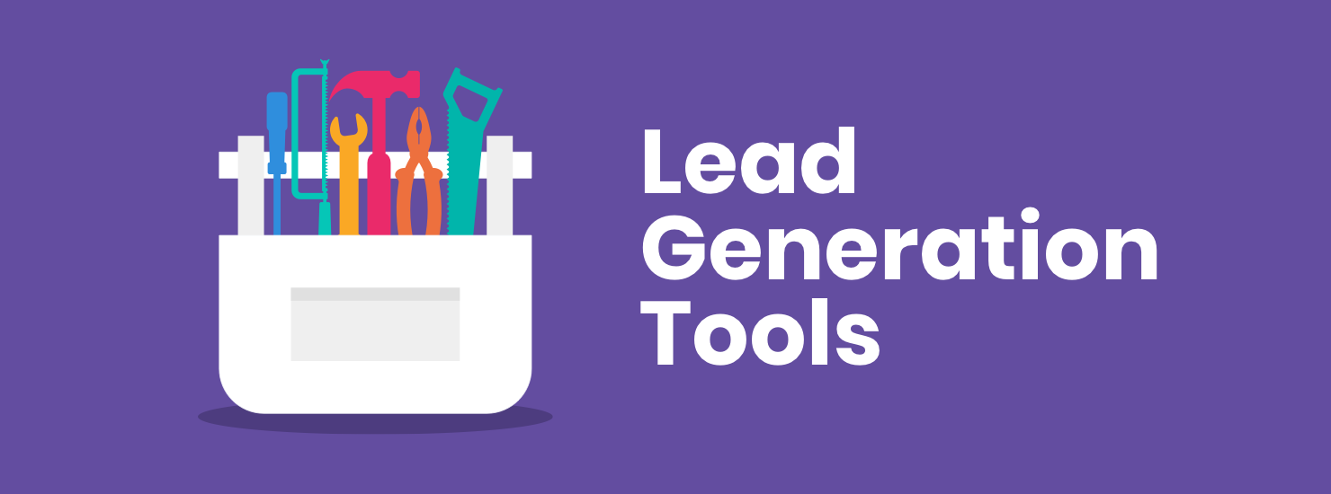 lead generation tools, tool box