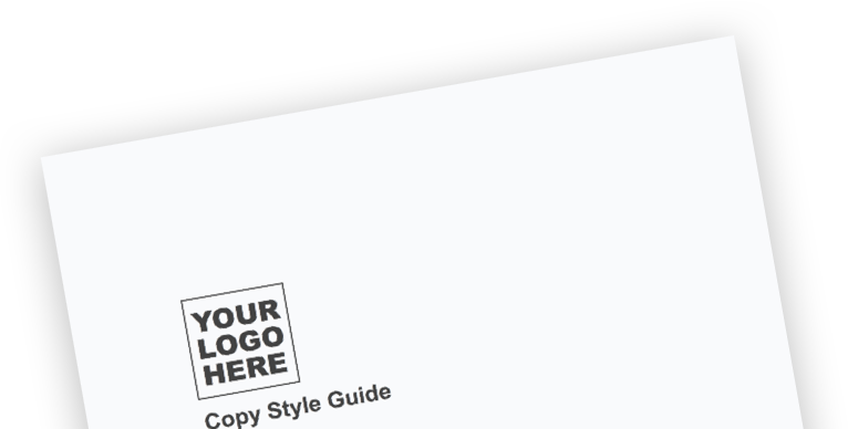 Style Guide Templates Resource