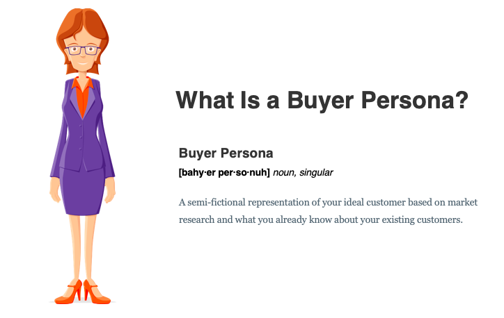 buyer persona definition