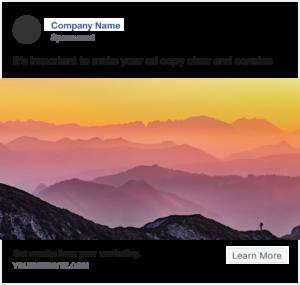 Facebook Ads CTAs