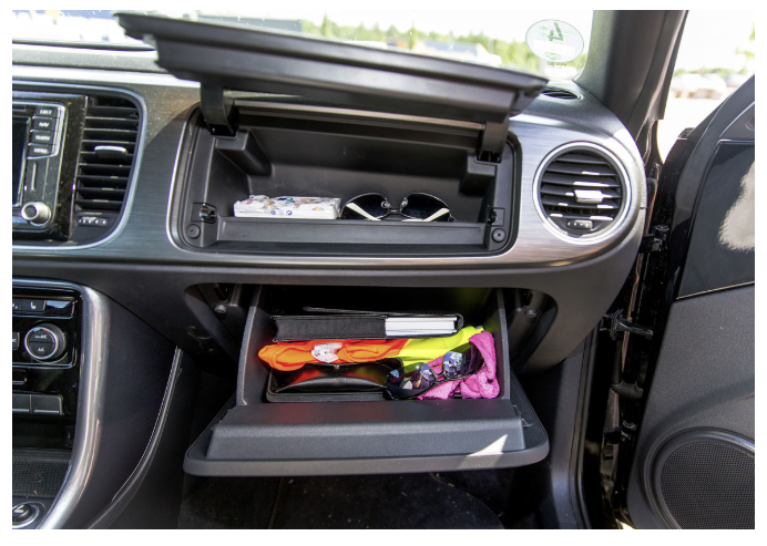 volkswagen cool glovebox B2B