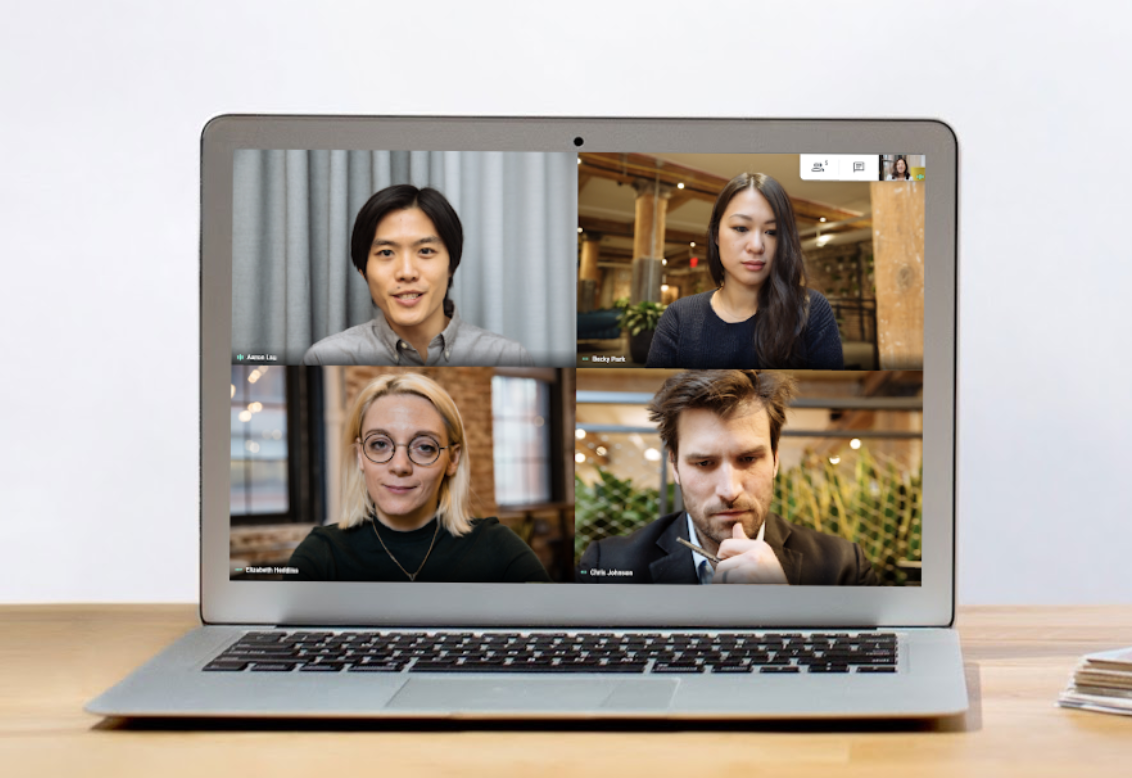 Google Hangouts Meet Video Conferencing for COVID-19