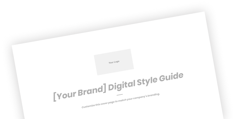 Style Guide Template Resource