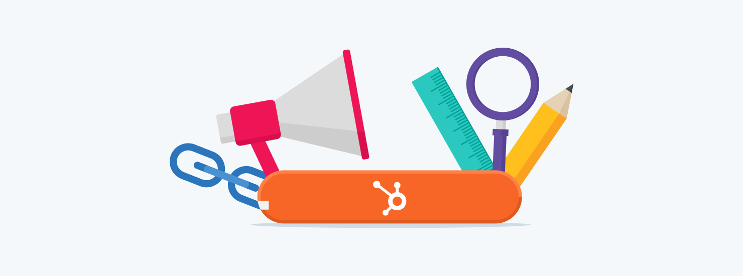 marketer's introduction to HubSpot