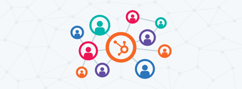 HubSpot Partitioning graphic